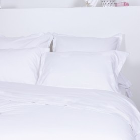 Drap housse percale thermorégulant 140x190 / 160x200 cm